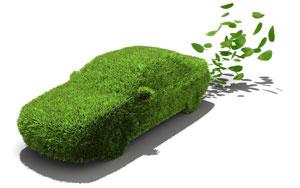Экологически чистый автомобиль