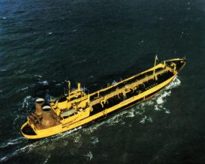 Мусоросжигательное судно Вулкан