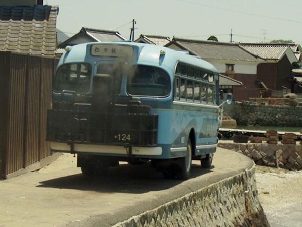 газогенераторный автобус