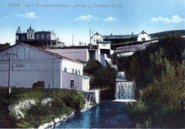 Центральная гидроэлектростанция на реке Подкумок мощностью 700 кВт