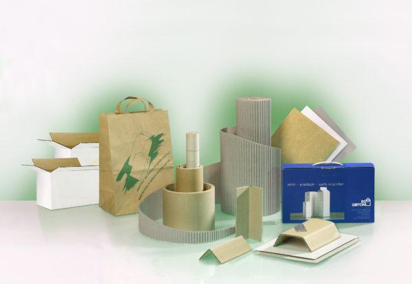 Изделия произведенные из макулатурв