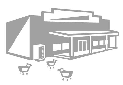 Сокращение отходов в торговых центрах