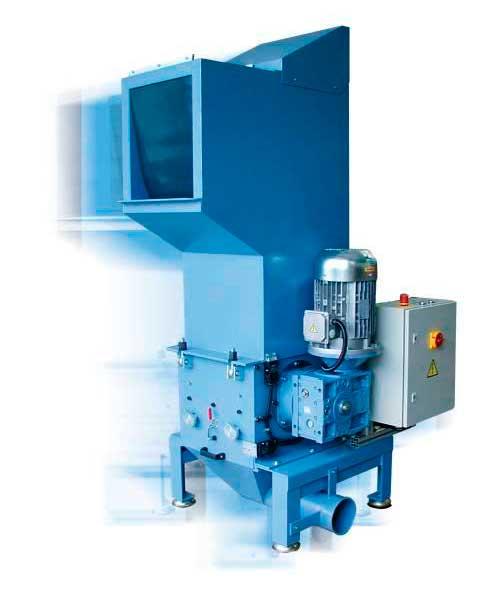 Предварительная дробилка SML-LS1 для грубого измельчение пластмассовых отходов
