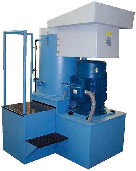 CMB агломератор отходов пластмасс