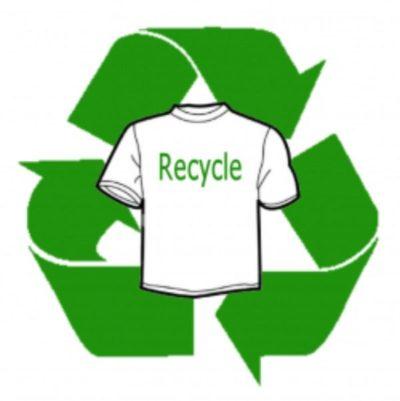 Вторичная переработка текстильных отходов