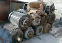 Старые электромоторы