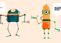 Разговор роботов
