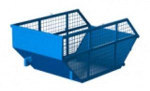 Бункер для мусора 8 куб.м, сетчатый